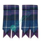 Pride of Scotland Tartan Kilt Hose Socks Flashes