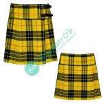 Ladies MacLeod of Lewis Fashion Kilt Skirt