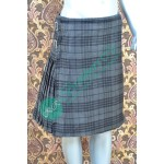 Grey Spirit Traditional Highland Tartan Kilt