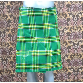 Men Irish National Tartan Kilt