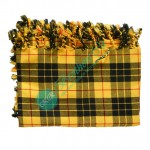 Macleod of Lewis Tartan Drummer Kilt Fly Plaid