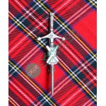 St Andrew Design Kilt Pin