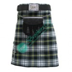 Men St Patrick Irish Highland Traditional Tartan Clan Kilt 5 and 8 Yards