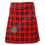 Men Wallace Scottish Highland Traditional Tartan Clan Kilt 5 and 8 Yards